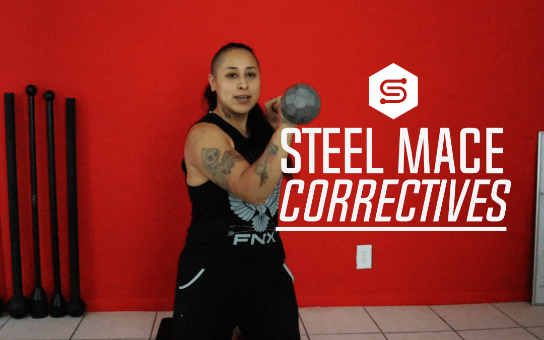 Steel Mace Corrective Exercises to RESET your upper body