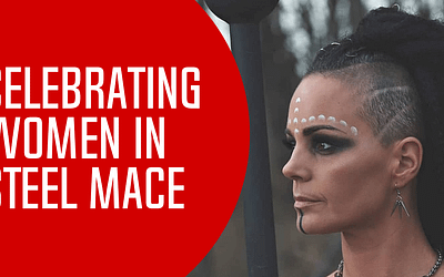 Celebrating Women Steel Mace Warriors in the Month of March