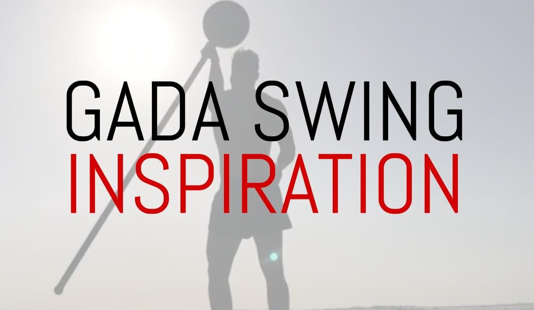 6 Inspirational Gada swing YouTube videos online (Compilation)
