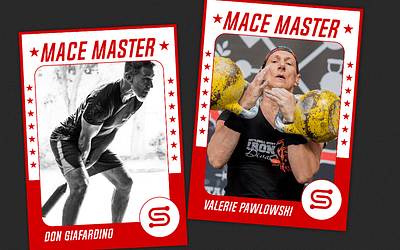 Ask the Mace Masters Series: How to be a bad ass mace competitor
