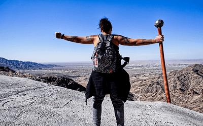5 Ways to feel good about your Steel Mace Training